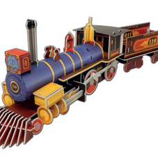 All About Trains Camp! August 3