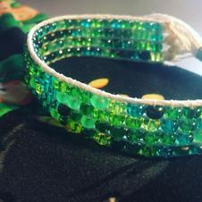 Jewelry: Bracelet Weaving Camp! July 19