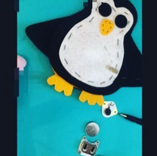 Sew A Moving Penguin Camp! June 21