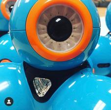 Exploring Dash the Robot Camp! June 30