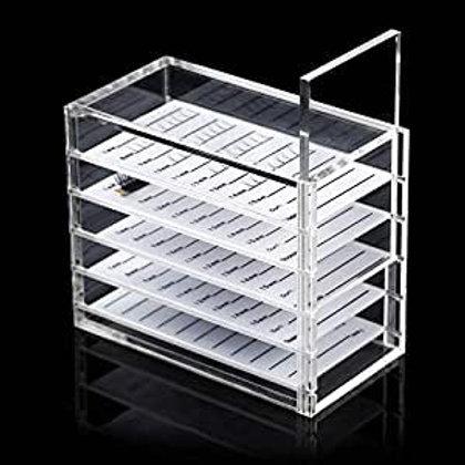 Crystal Clear Lash Box