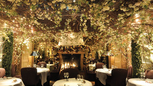 """Most romantic restaurants in London: because """"there is no love sincerer than the love of food&q"""