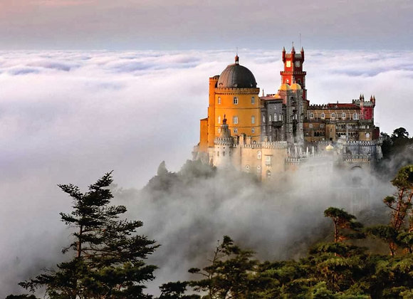 Sintra and Ocean