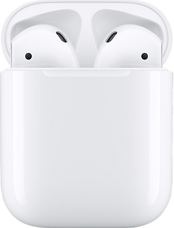 Apple AirPods Serie 2 / Carga inalámbrica
