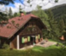 Ferienhaus Innerkrems, Kärnten im Herbst
