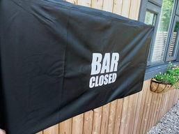 Wall Bar Cover