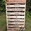 Thumbnail: Wedding Order of the Day Plan Schedule Itinerary Personalised Custom