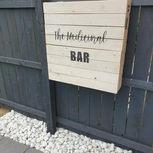XL Wall Bar in White