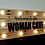 Thumbnail: Wall Art Light Up Welcome to the Pallet Wood Gift Personalised Home Sign