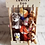 Thumbnail: My Zoo Teddy Zoo Storage Personalised Wooden Bedroom Children's Bungee Cord Tidy