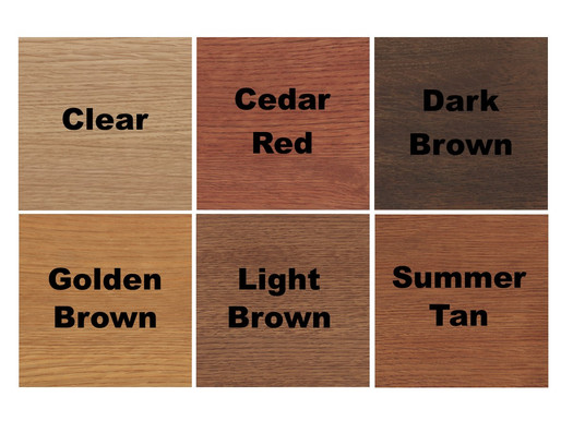 New Finish Options