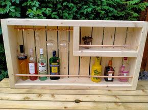 Open Front Bar