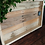 Thumbnail: Sweet Cart Display Board Wedding Photo Prop Photographs Rustic Wooden Homeware