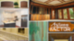 Artisan Factor Decorative Cabinet Finishes