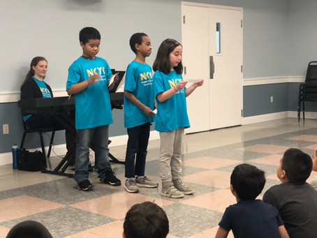 """""""Music from Around the World"""" presents their music at end-of-program """"sharings"""""""