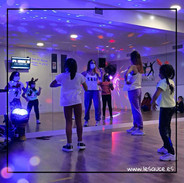 Danza Urbana jovenes Navidad