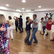 Clase Bailes de Salón II