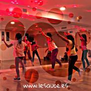 Danza urbana jovenes