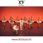Actuación Sevilla Ballet Paquita