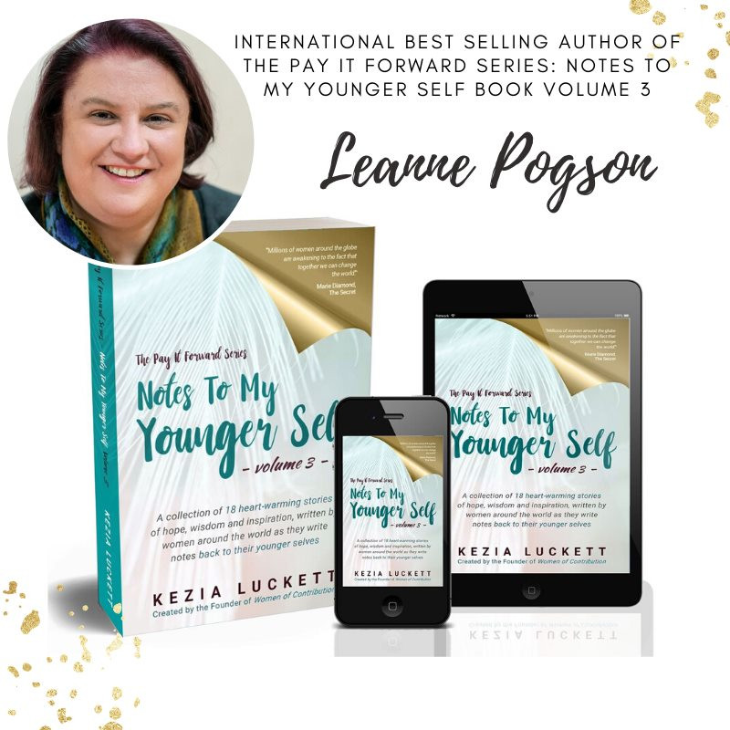 Leanne Pogson - Pay It Forward Series, Notes to my younger self volume 3