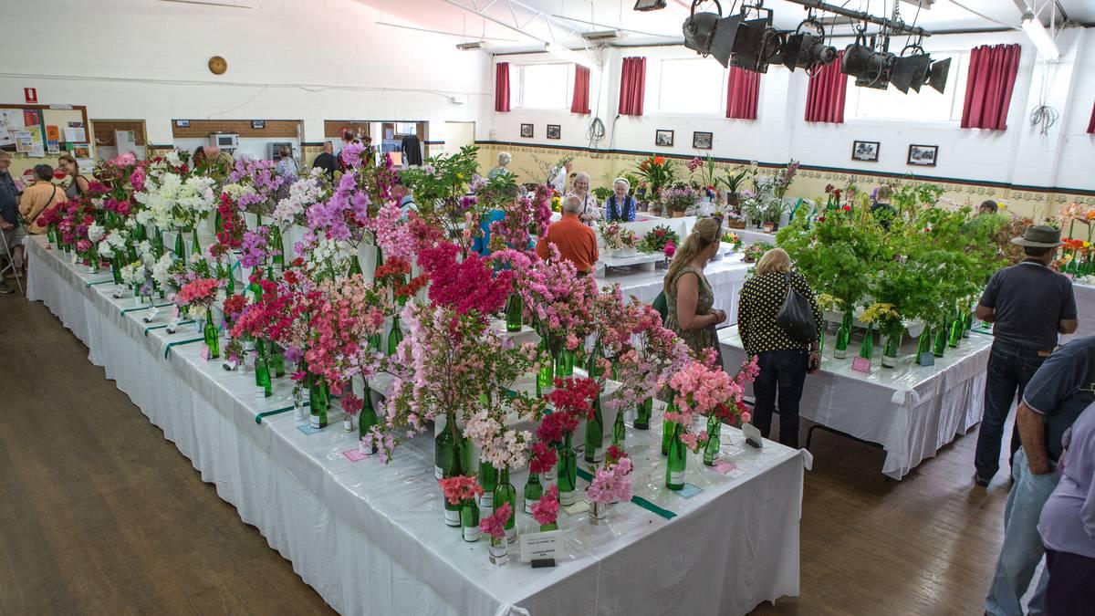 Bilpin Flower Show