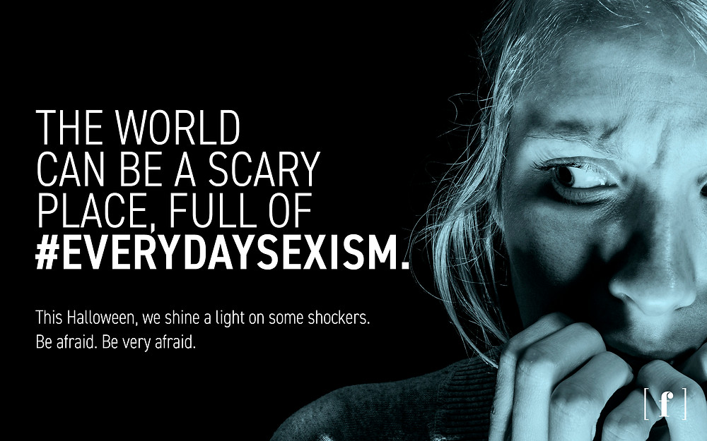 #Everydaysexism