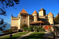 Léman - chateau de Chillon