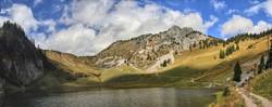 Lac d'Arvouin  La Chapelle d'Abondance