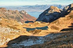 Bise - montagne de Neuteu