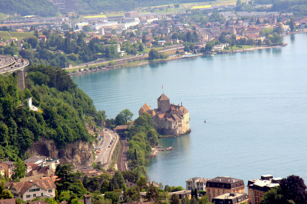 Chateau de Chillon - Suisse