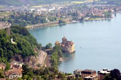 Chateau de Chillon - Suisse