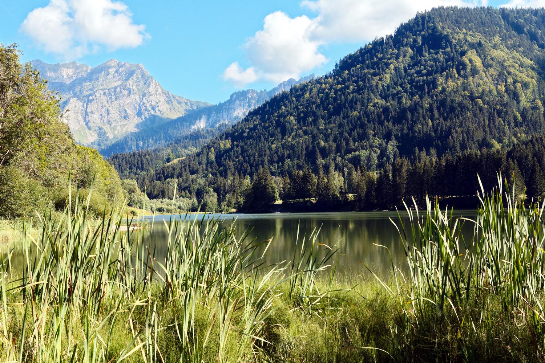 Lac de Vallon Bellevaux