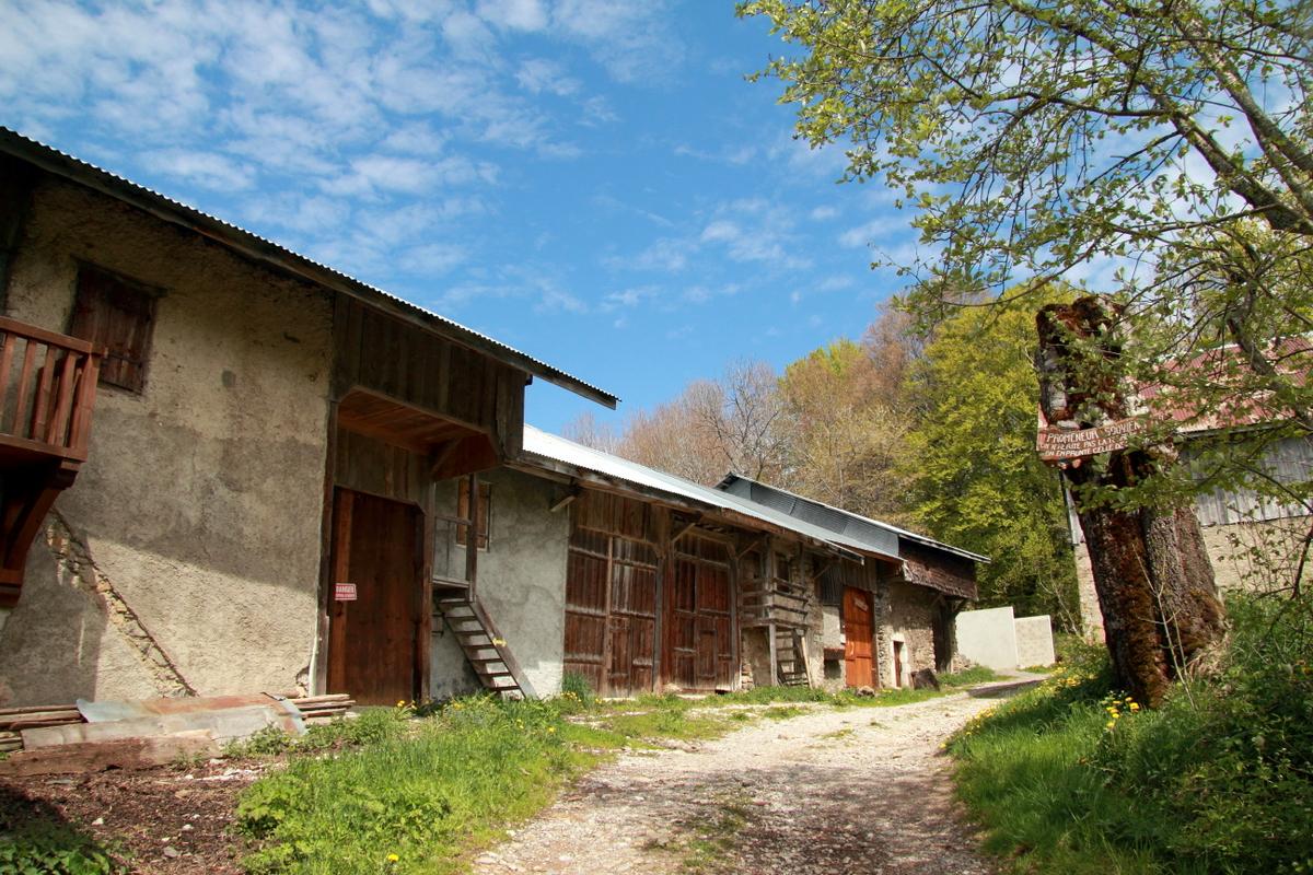 Bernex - Les Grangres de Bénand