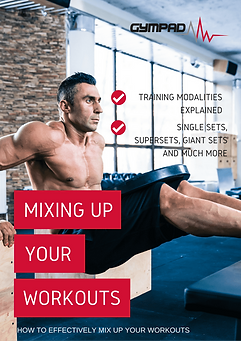 Mixing Up Your Workouts