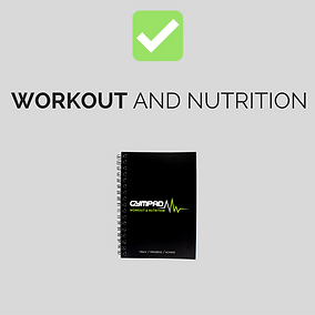 Workout And Nutrition