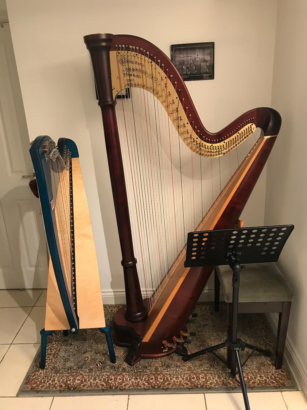 Harp Corner