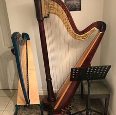 Harpist's Corner