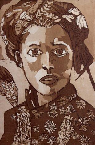 ohne Titel (2014) von Gaby Willaredt-Schiestl