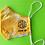 Thumbnail: Maske Logo gelb