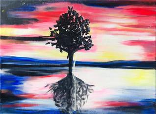 ArtNight Tree of hope