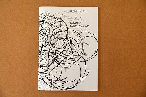 """Werkbroschüre """"Clouds_? Steine umkreisen"""" von Stella Pfeiffer"""