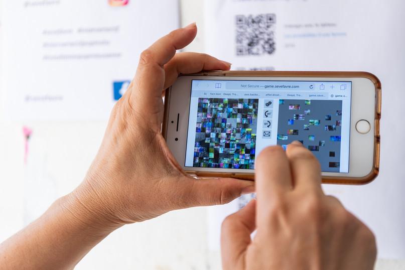 #interagis platform demonstration photography