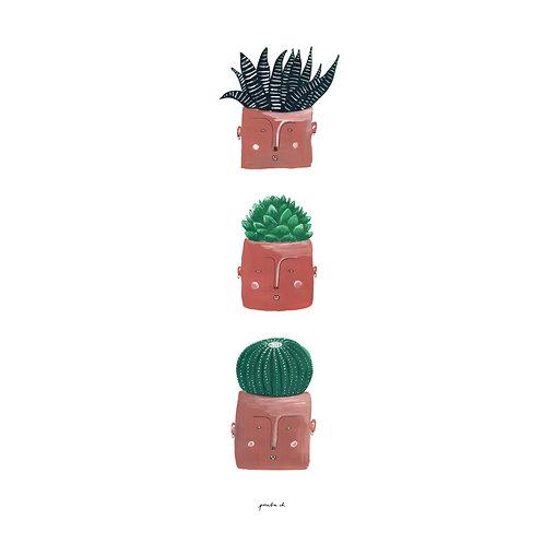 Cactus (2020) von Pomba