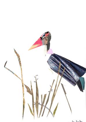 Marabu Beauty (2019) von guckschatz