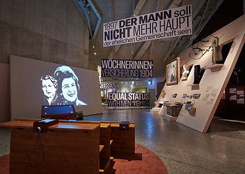 Frauen.Rechte Landesmuseum Zürich
