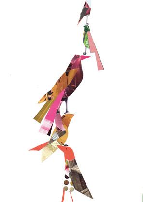 Vogelturm (2019) von guckschatz