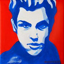 Portrait BlauRot (2007)