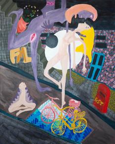 Wheel of Change von Sapir Kesem Leary