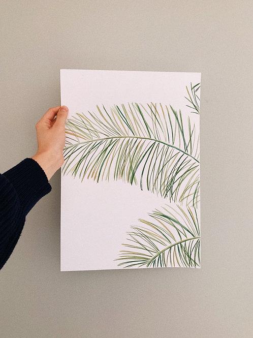Unter Palmen (2020) von Pomba