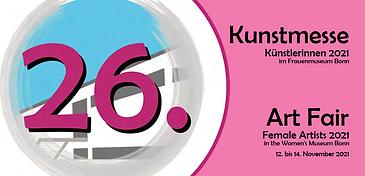 Frauenmuseum Bonn Kunstmesse 2021